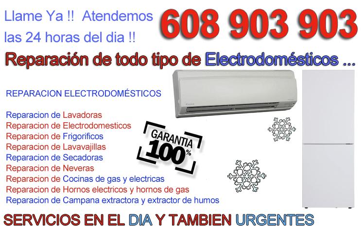 Reparacion de electrodomesticos a domicilio en madrid - Reparacion de electrodomesticos en valencia ...